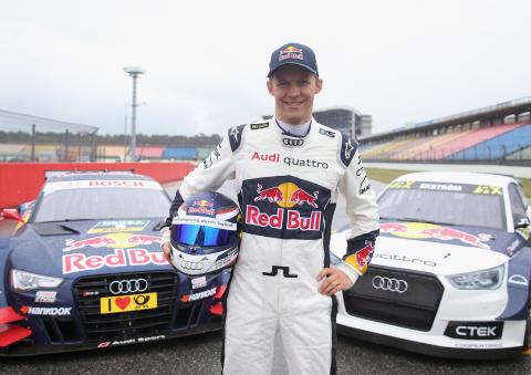 Mattias Ekström Red Bull Audi RS 5 DTM_S1 quattro
