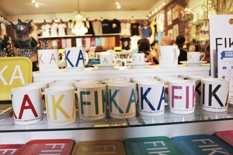 Populära souvenirer