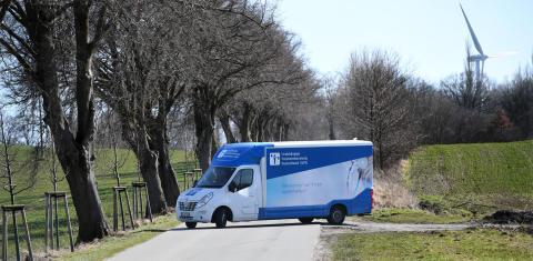 Beratungsmobil der Unabhängigen Patientenberatung kommt am 13. März nach Burghausen.