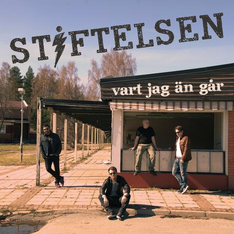 """Stiftelsen släpper sin första singel """"Vart jag än går"""" idag 30 maj!"""