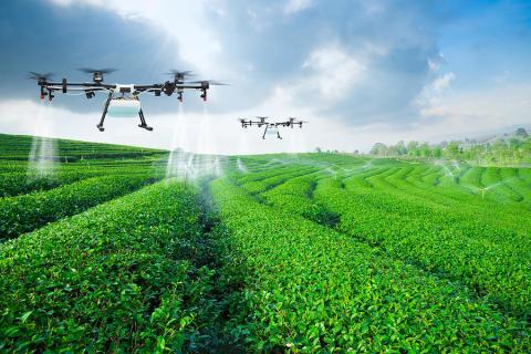 Agriculture Drone Market to 2025 Influencing Factors by Top Companies like- DJI Innovation, Autel Robotics, senseFly, Parrot, YUNEEC International, PrecisionHawk, 3D Robotics, Aibotix, Dragonfly Innovations, AeroVironment