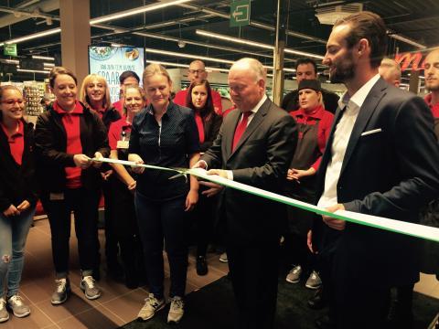 Nieuwe Carrefour Market opent de deuren in Eeklo op woensdag 30 augustus