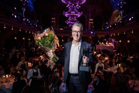 Coops Björn Larsson är Sveriges Bästa Marknadschef 2016