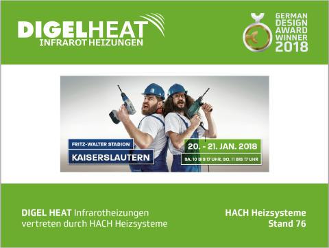 Energie + Baumesse Kaiserslautern