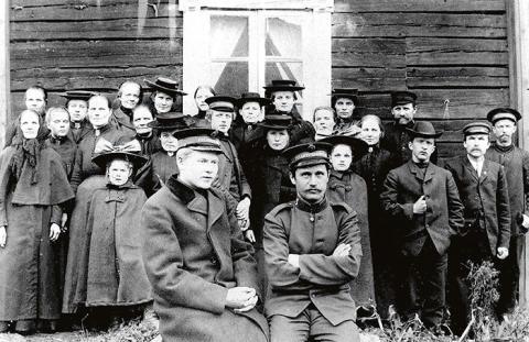 Pelastusarmeija Suomessa 130 vuotta: Avataan tuli!