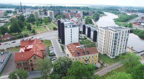 AB Kristianstadsbyggen höjer hyrorna med 0,48 procent i genomsnitt