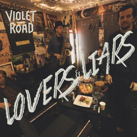 Violet Road er ute med låten «Lovers & Liars»