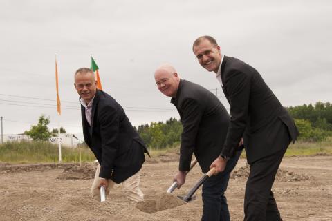 Nykvarns nya logistikpunkt förstärks med Preems stationsetablering