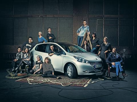 Peugeot - Swedish Fashion Talent TIFF
