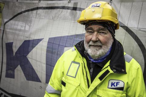 Anleggsleder Otto Christensen