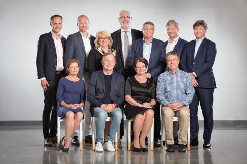 Bo Lundgren är ny ordförande i Sparbankernas Riksförbunds styrelse