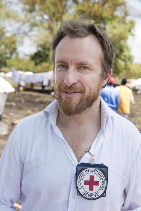 Melker Måbeck ny internationell chef i Svenska Röda Korset