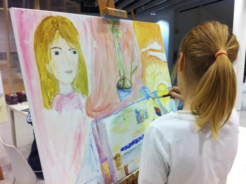 Talentutvikling på Henie Onstad Kunstsenter