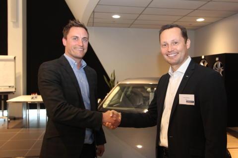 Audi støtter Danmarks største erhvervstalenter