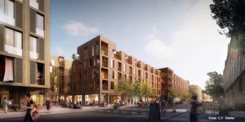 Byggeweb skal hjælpe med at drive projektet Fremtidens Sølund