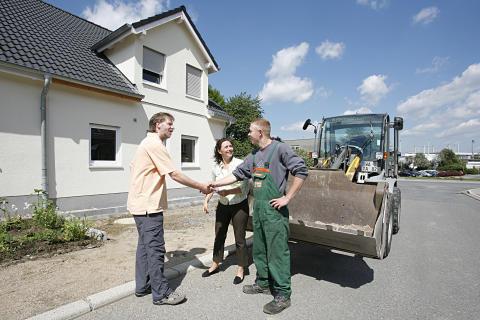 Bauzeitversicherung