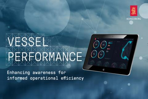 KONGSBERG launches performance application for Vessel Insight users