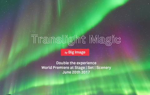 Big Image presenterar Translight Magic!
