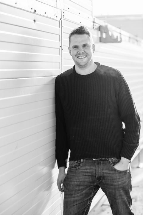 Olof Boson, landsbygdsstipendiat 2018