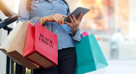 EXPERT COMMENT: Black Friday marketing tricks and four ways to stop yourself falling for them