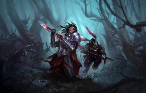 HEX: Shards of Fate – Fifth Set 'Herofall' Released