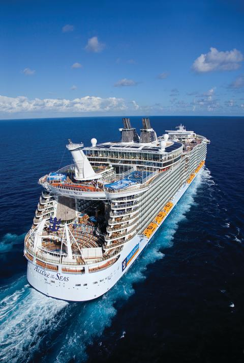 Royal Caribbean, rekordvinnare i Grand Travel Award – 21 gånger