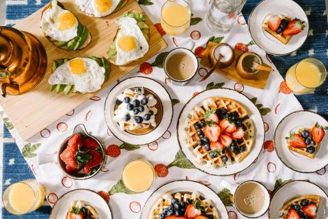 In or Out? It's the great breakfast conundrum