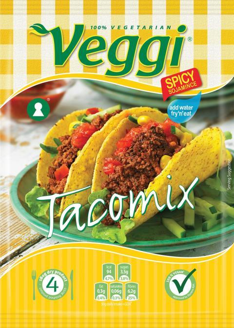 Veggi Tacomix