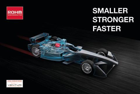 Smaller Stronger Faster