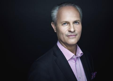 Tomas Franzén, vd Bonnier AB