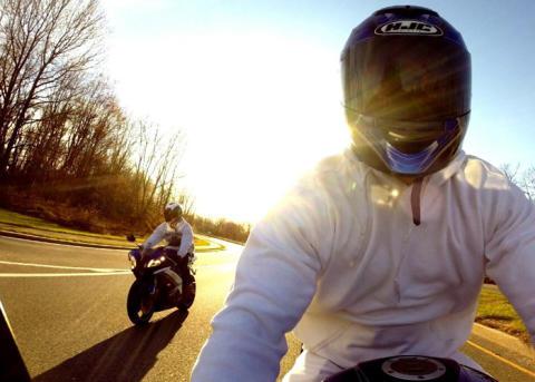6 vinkkiä moottoripyöräkauden alkuun: vältä tyypillinen kevätonnettomuus