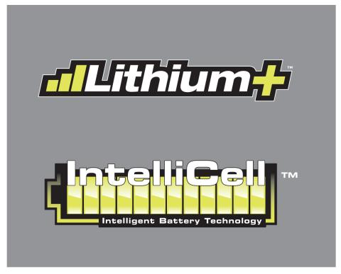 IntelliCell™ batteriteknologi