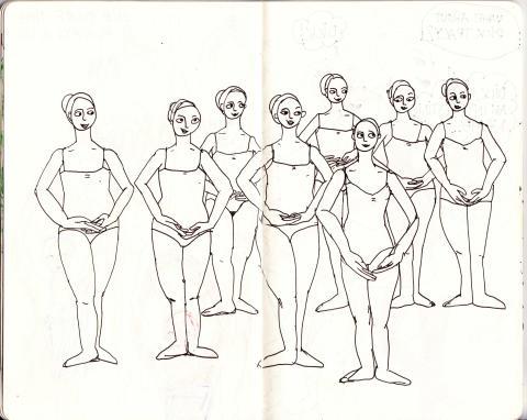 Den Hemliga Konsten - pressbild Frida Hammar