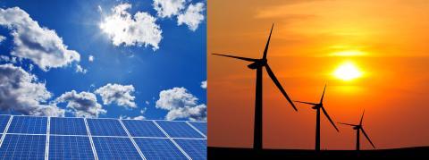 Solenergi ändrar världsordningen
