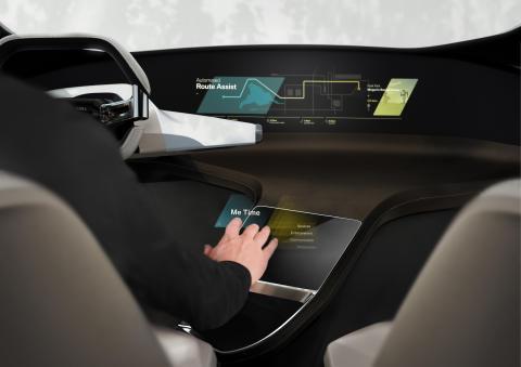 Live transmission fra BMW Groups pressekonference på Las Vegas Consumer Electronics Show 2017