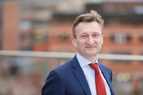 Mikael Ericson wordt de nieuwe CEO van Lindorff en Intrum Justitia na sluiting van de transactie
