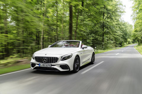 Nye S-Klasse Cabriolet: Takløs drøm med norske priser