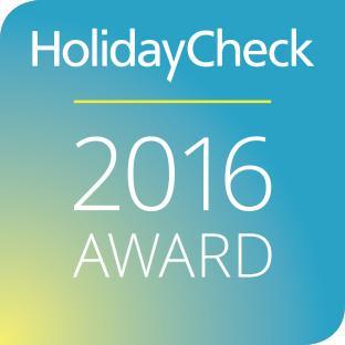 Drei HolidayCheck Awards 2016 für die DolceVita Hotels in Südtirol