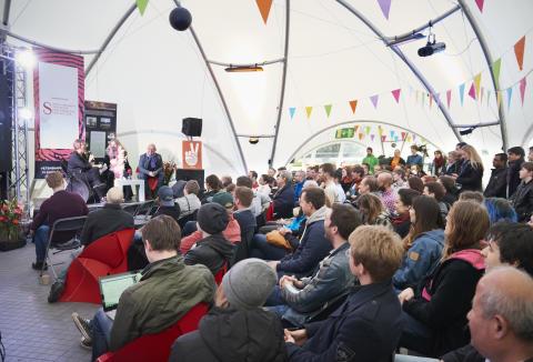 Folkuniversitetet partner till Vetenskapsfestivalen