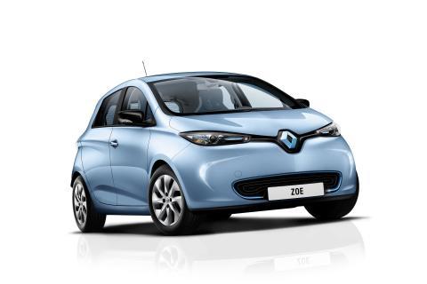 Elbilen Renault Zoe er sikkerhedsmæssigt Best in Class