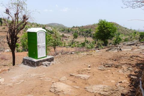 När naturen kallar ska det finnas en toalett