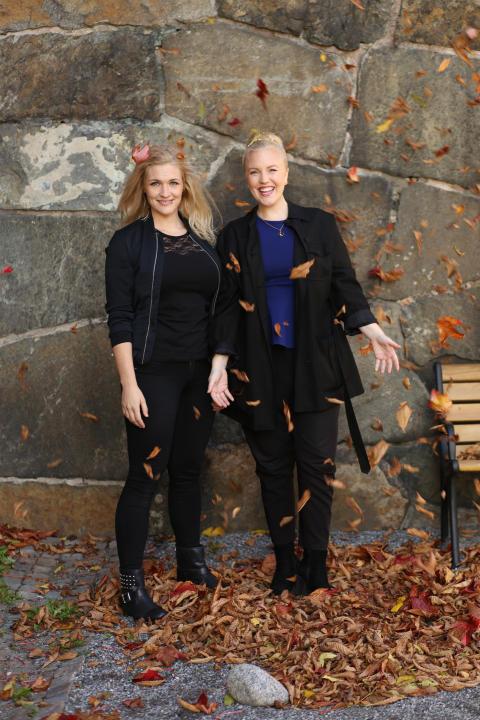 Kansliet, Amanda och Alexandra MKS