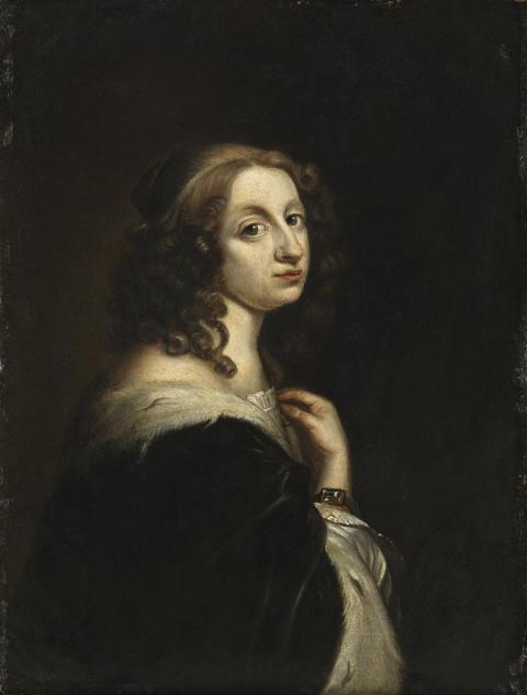 Drottning Kristina, porträtt