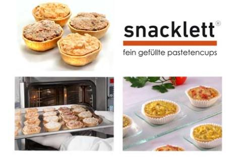 Snacklett - Fingerfood