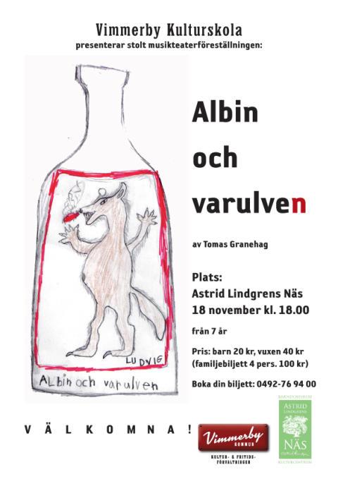 Astridveckan firas i Vimmerby