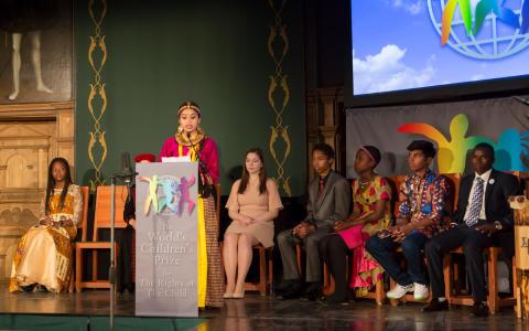Barnens presskonferens: Årets barnrättshjälte avslöjas
