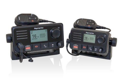 High res image - Raymarine - Ray 53-63 VHF Radios