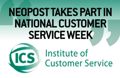 Institute of Customer Service's National Customer Service Week 2014.