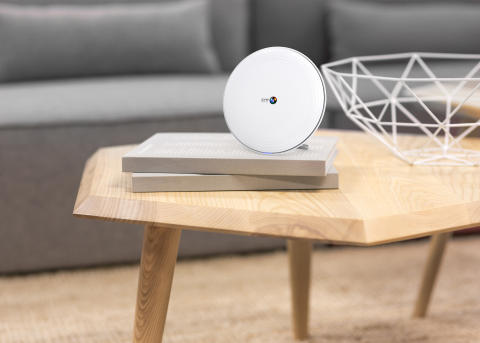 New super-connected, super-reliable, whole home wi-fi system from BT