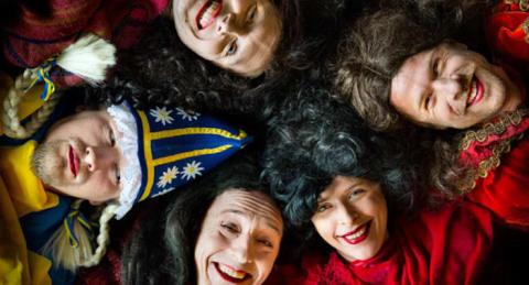 Örebro länsteaters Carmen på turné  gästar Spannarboda